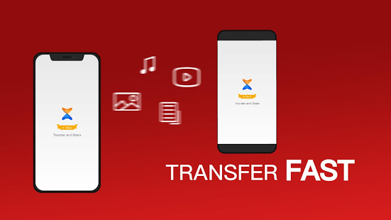 Share Music Transfer File Xender v4.5.5 Pro APK