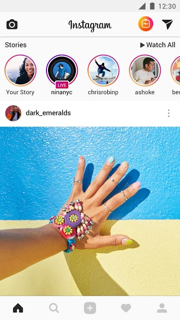 Instagram v100.0.0.17.129 Full APK