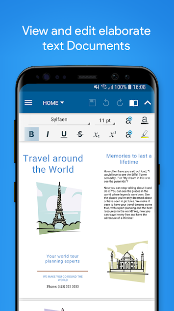 OfficeSuite v10.7.20866 Premium APK