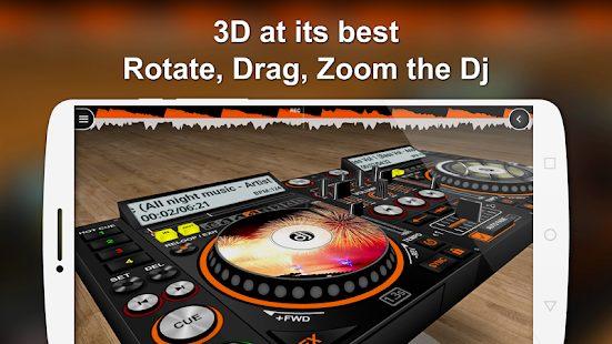 DiscDj 3D Music Player Mixer v4.007s Pro APK