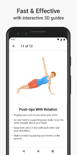 Seven 7 Minute Workout v8.2.8 Full APK