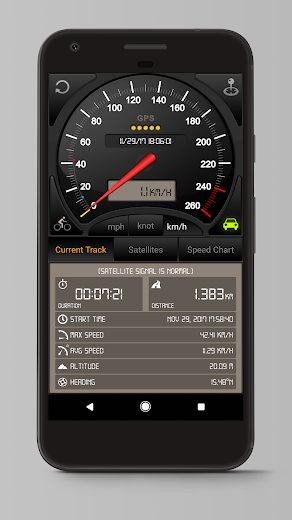 Speedometer GPS Pro v3.7.68 Full APK