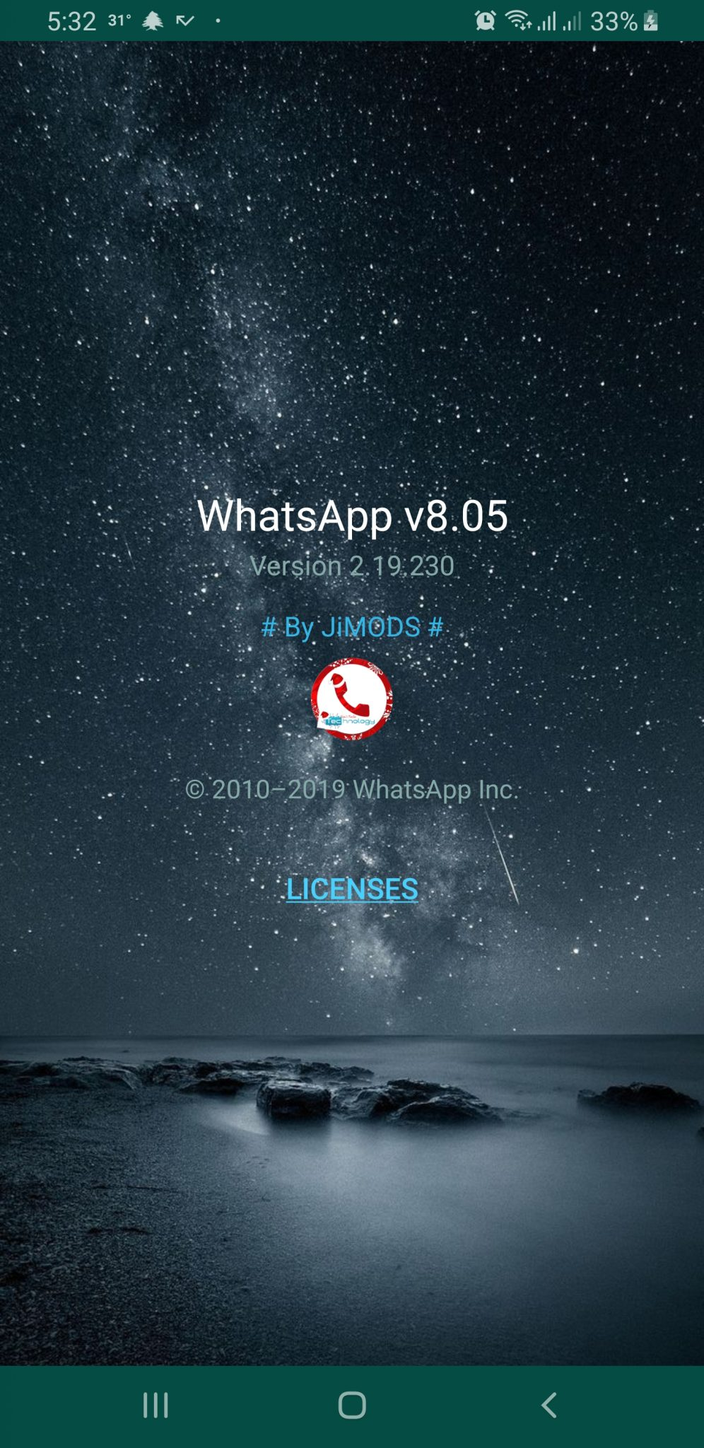 WhatsApp Plus JiMODs v8.05 Jimtechs Editions