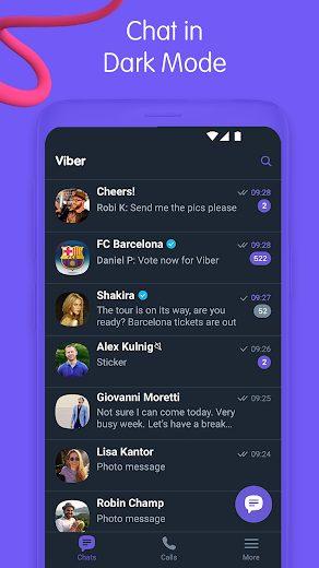 Viber Messenger v11.6.3.4 Full APK