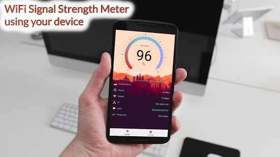 WiFi Signal Strength Meter Pro v1.5 Full APK
