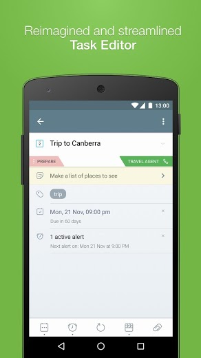 2Do Reminders To-do List PRO v2.12 Full APK