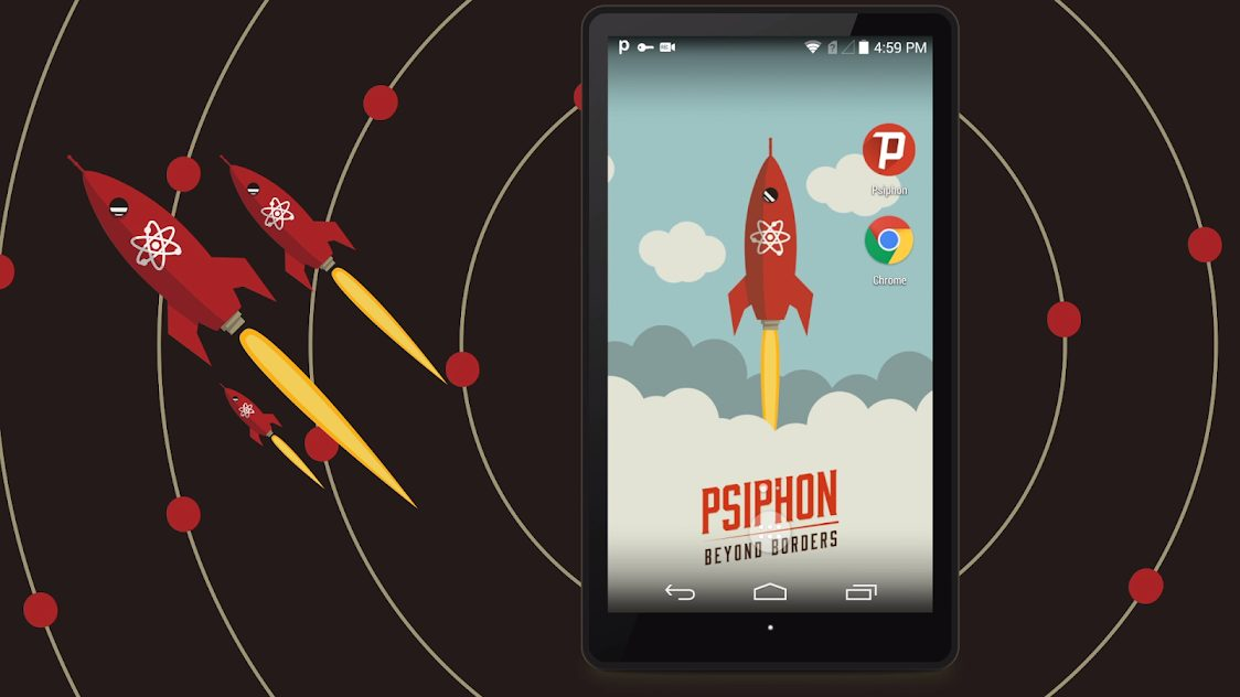 Psiphon The Internet Freedom v250 Pro APK