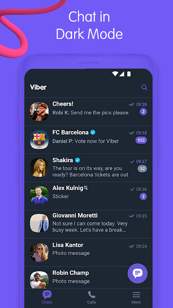 Viber Messenger v11.9.5.0 Latest APK