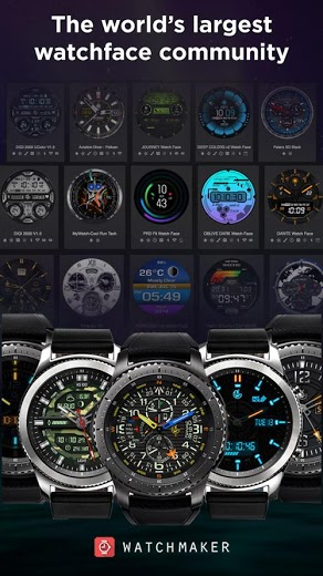 WatchMaker Watch Face v5.7.3 Unlock APK