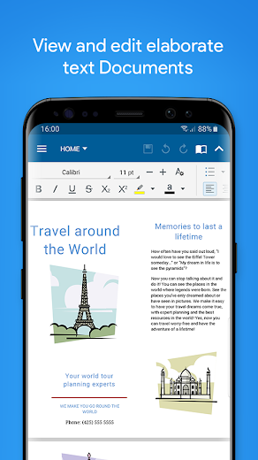 OfficeSuite Office PDF v10.11.23753 Mod APK