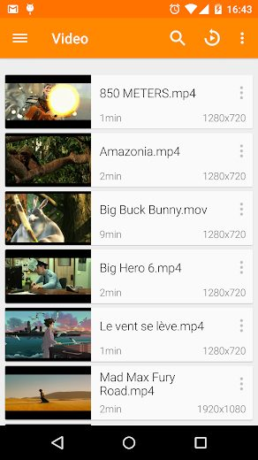 VLC for Android v3.2.3 Final Full APK