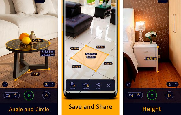 AR Ruler App Tape Measure v1.4.6 Pro APK