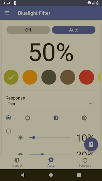 Bluelight Filter for Eye Care v3.3.1 Full APK