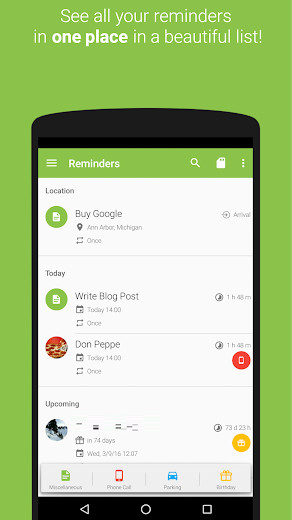 COL Reminder v3.6.2 build 529 Donate Full APK
