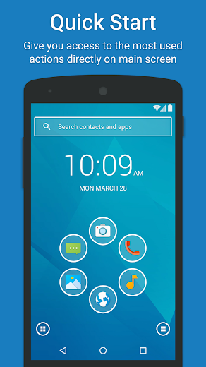 Smart Launcher 5 v5.4 build 015 Pro Mod APK