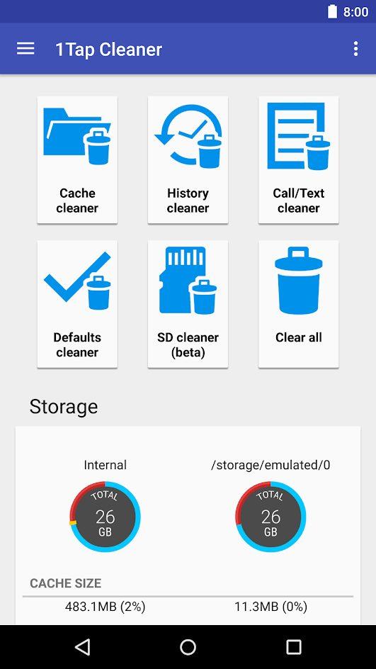 1Tap Cleaner Pro v3.72 APK
