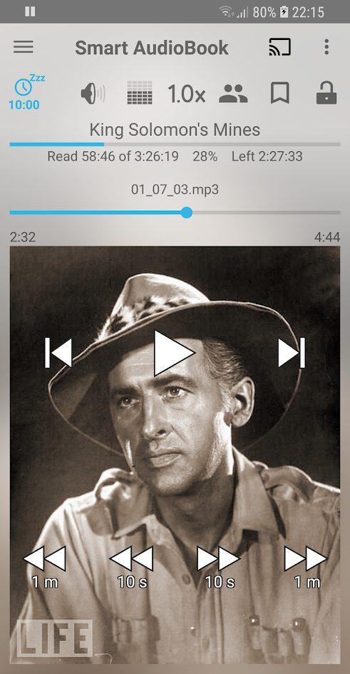 Smart AudioBook Player Full v6.4.3 APK