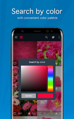 Wallpapers HD Backgrounds Pro v2.8.51 APK