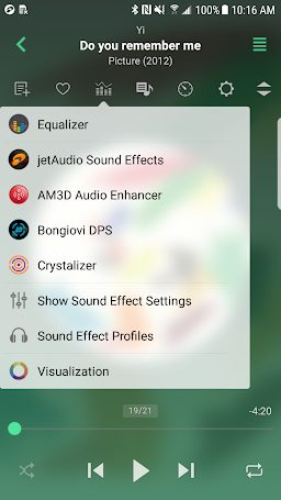 jetAudio Plus v10.1.0 Google Patched APK
