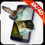 3D Wallpaper Parallax 4D Backgrounds v7.0.351 Pro APK